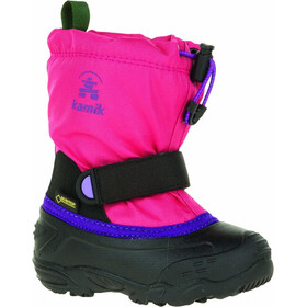 Kamik Waterbug TG Winter Boots Toddlers dark rose